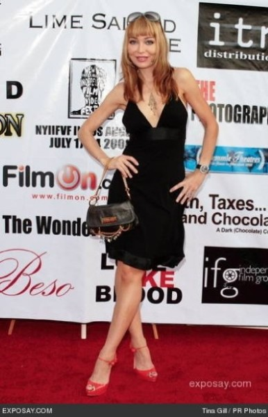 Lorielle New – Actress