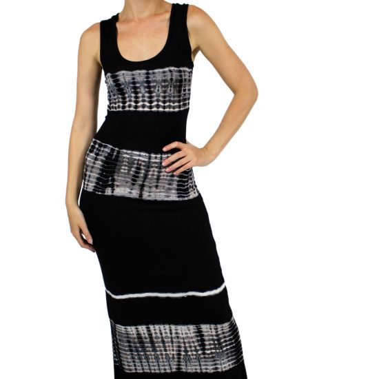 D122L Black Bamboo Stripe