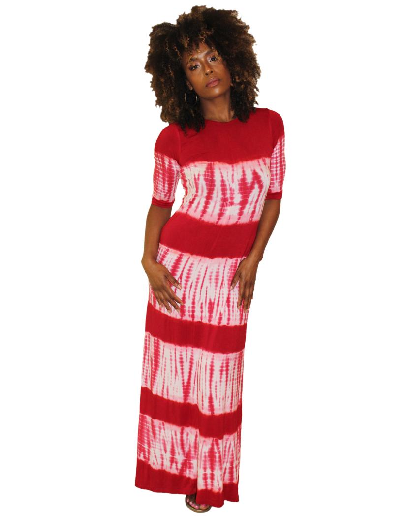 Vicki Tshirt Dress Long